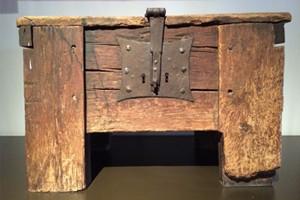 Antique-Lockbox